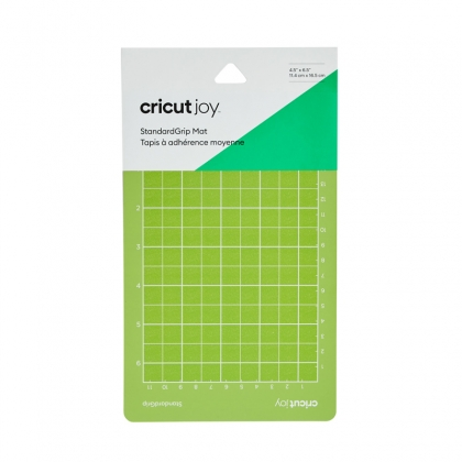 Cricut Joy Standard Grip-Schneidematte 11,4 x 16,5 cm
